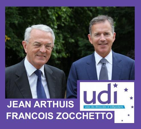 François Zocchetto intervient sur le mariage pour tous - image Jean-Arthuis-et-François-Zocchetto-UDI-Alliance-centriste on http://www.billelouadah.fr