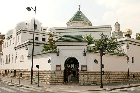 Mes vœux aux musulmans de notre département à l'occasion de l'Aïd el Fitr - image mosquee-paris on http://www.billelouadah.fr