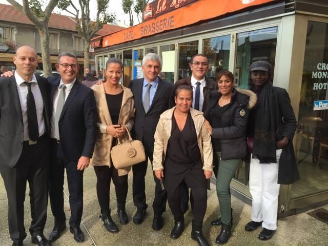 Succès de notre Café Républicain avec Hervé Morin - image Morin-1 on http://www.billelouadah.fr
