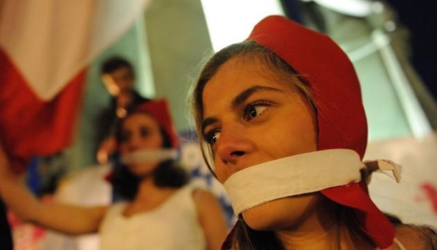 Parti radical : « Peut-on bâillonner Marianne ??? » - image Billel-Ouadah-Marianne on http://www.billelouadah.fr