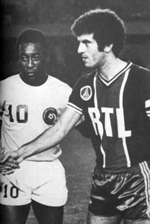 Pourquoi je soutiens le PSG ? Parce que Dahleb m'a fait rêver !!! - image Billel-Ouadah-Dahleb-Pelé on http://www.billelouadah.fr
