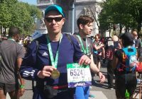 Marathon de Paris 2017 tenu :