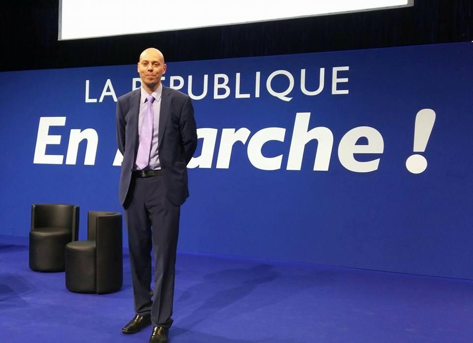 Billel Ouadah Bio - image Billel-Ouadah-En-Marche on http://www.billelouadah.fr