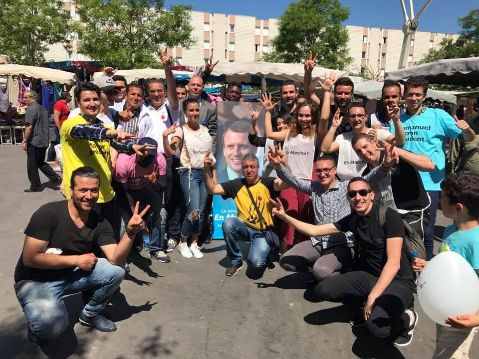 Forte mobilisation au marché du Galion - image Billel-Ouadah-Marché-3000-A on http://www.billelouadah.fr