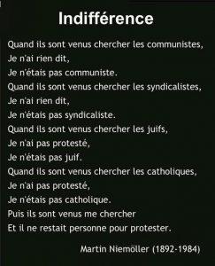 Ne pas Voter MACRON est une FAUTE impardonnable ! - image Indifférence-Billel-Ouadah-243x300 on http://www.billelouadah.fr