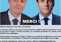 Notre Profession de foi et Notre Bulletin de vote - image Billel-Ouadah-Merci-200x140 on http://www.billelouadah.fr